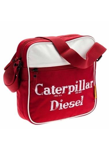 Caterpillar Messenger / Askılı Çanta Renkli